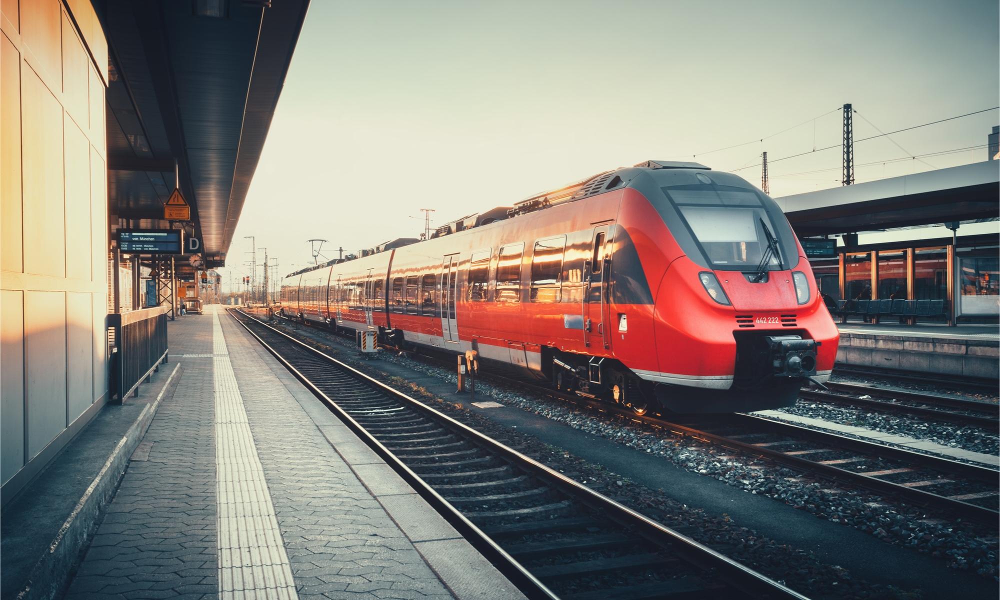 Indemnisation victimes passagères train