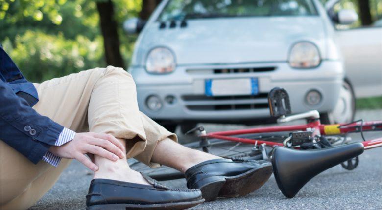 Droits du cycliste victime d'un accident